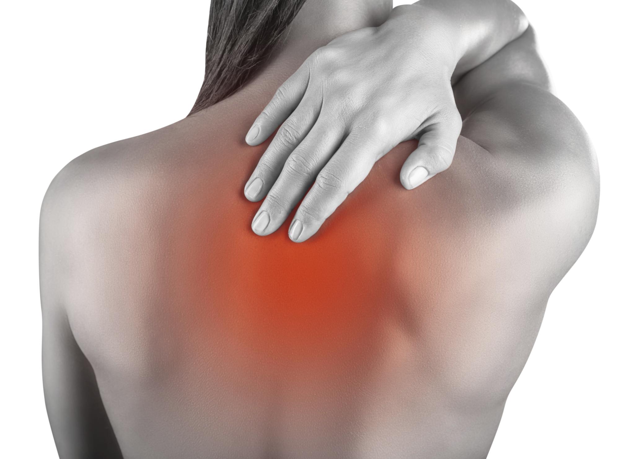 Dolor muscular del pecho